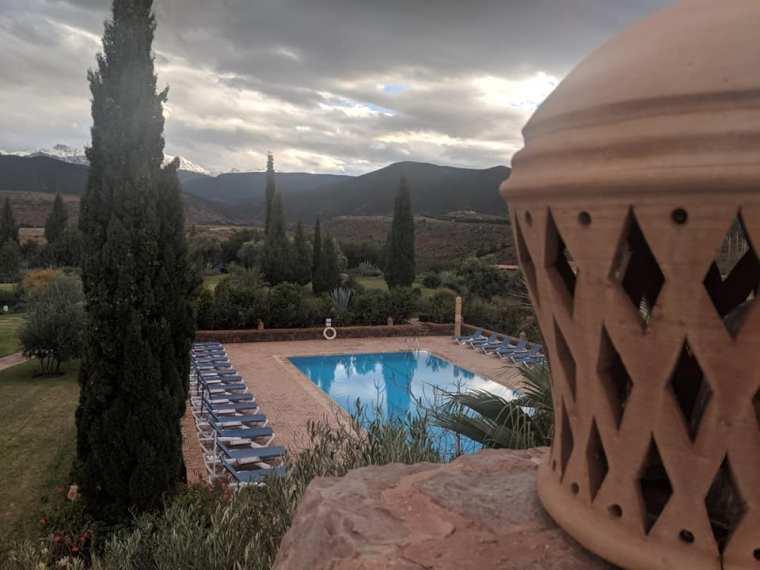 Morocco Kasbah Angour