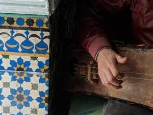 Morocco Guitar