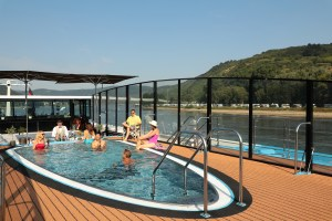 river cruising pool decks