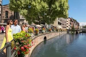 Rhine Strasbourg river cruise