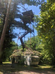 Lookout Tower Wellsboro