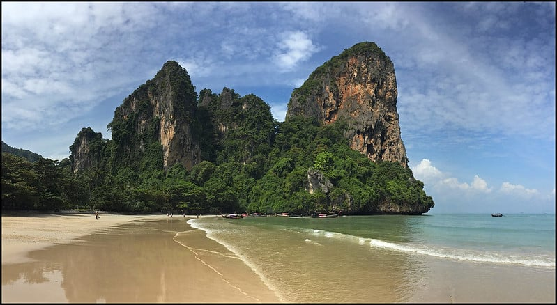 Things to do in Railay Beach Krabi – Thailand