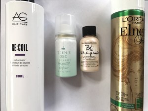 Travel Hair- AG Recoil, Triple Sec Drybar and Bumble's Pret a Powder