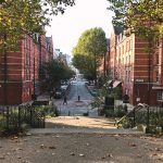 Arnold Circus in Shoreditch London