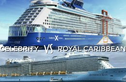 Celebrity VS Royal Caribbean - Top 5 Differences To Help You Choose!