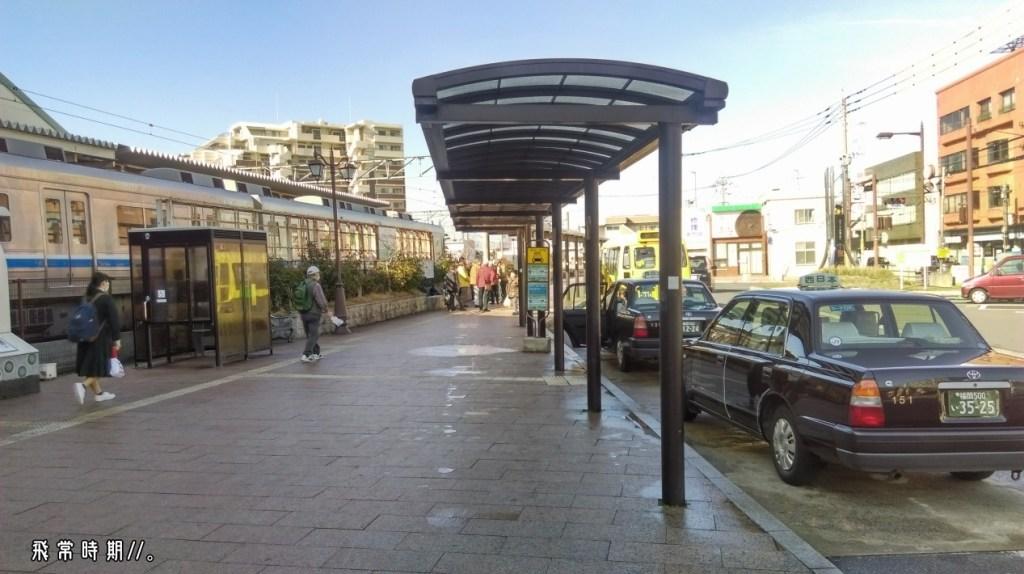 前原駅北口