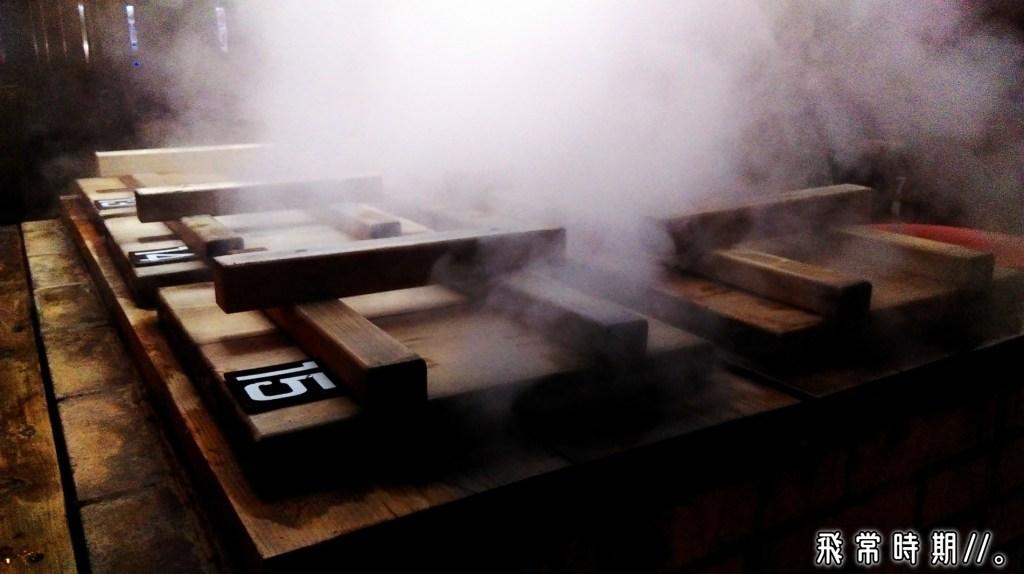 不停透出蒸你的地獄釜,快速把食物加熱。