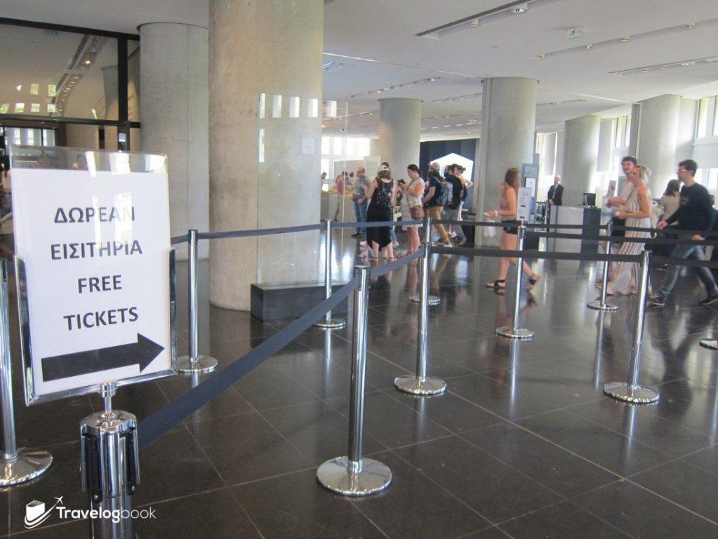 國際博物館節當日可排隊領取免費門票。
