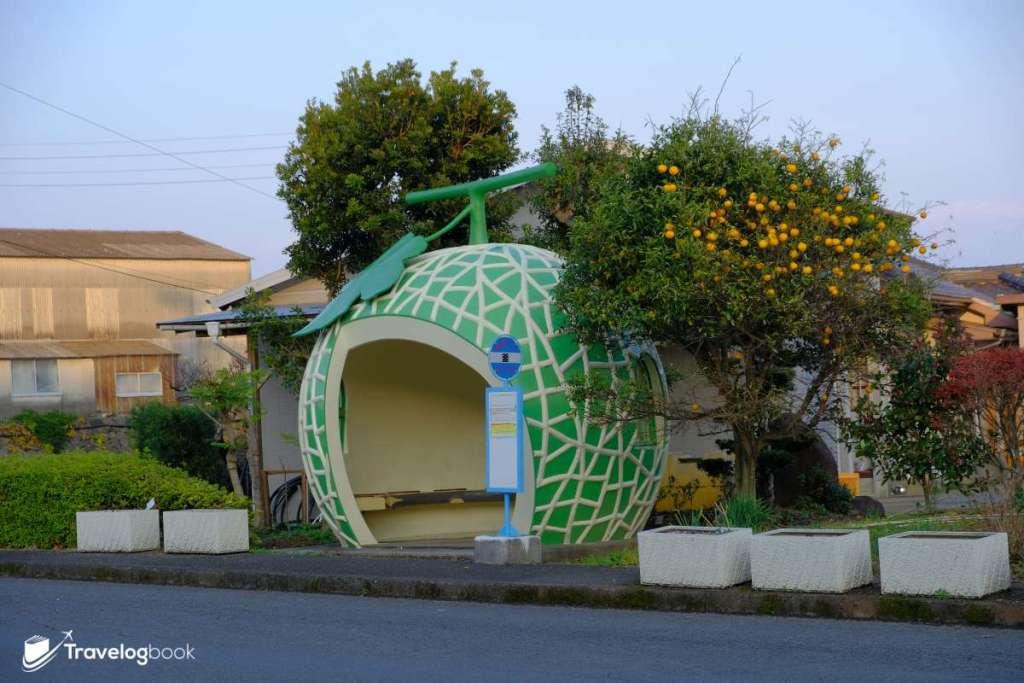 蜜瓜「釜」站。