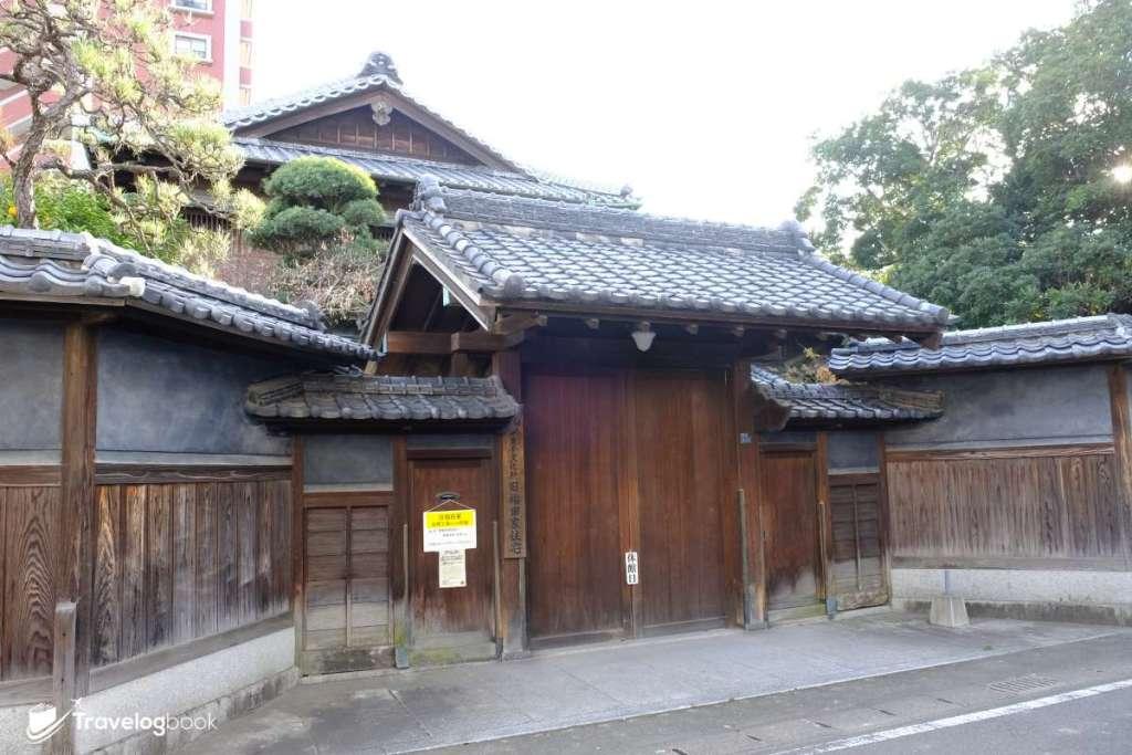 舊福田家因維修關係,將休館至令和2年12月。