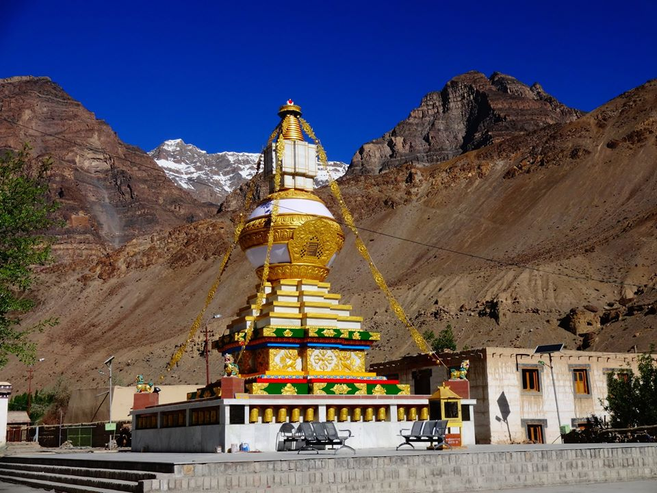 Tabo Monastery - 1020 years old - Built in 996 C.E.