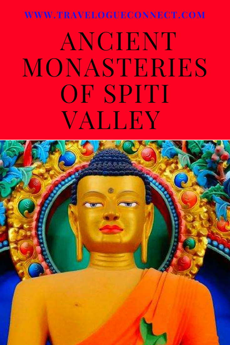 Ancient Monasteries of Spiti Valley