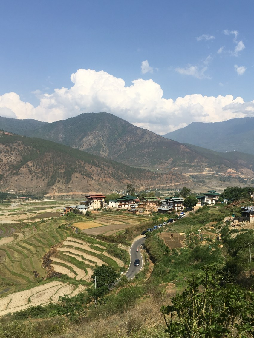 "Experience ""Bhutan""- A Kingdom in the Foothills of the Himalayas"