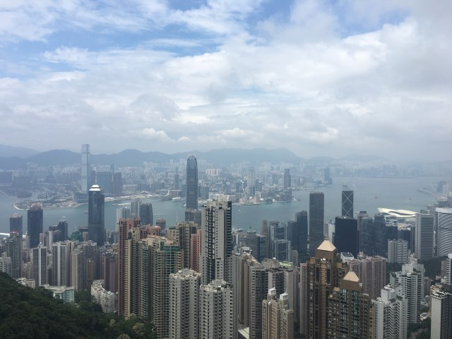 The Enticing Beauty of Victoria Peak