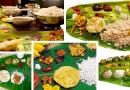 Onam Sadya – The Traditional Festival Feast