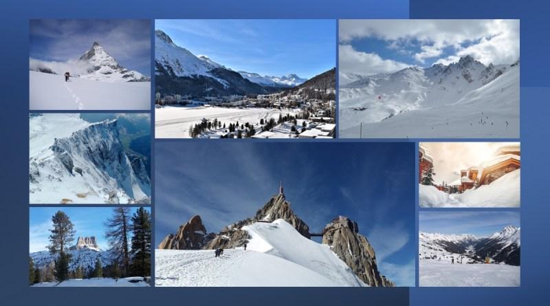 8 Fascinating Ski Resorts in Europe
