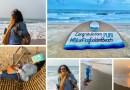 "The Spectacular  ""Blue Flag""  Golden Beach of Puri"