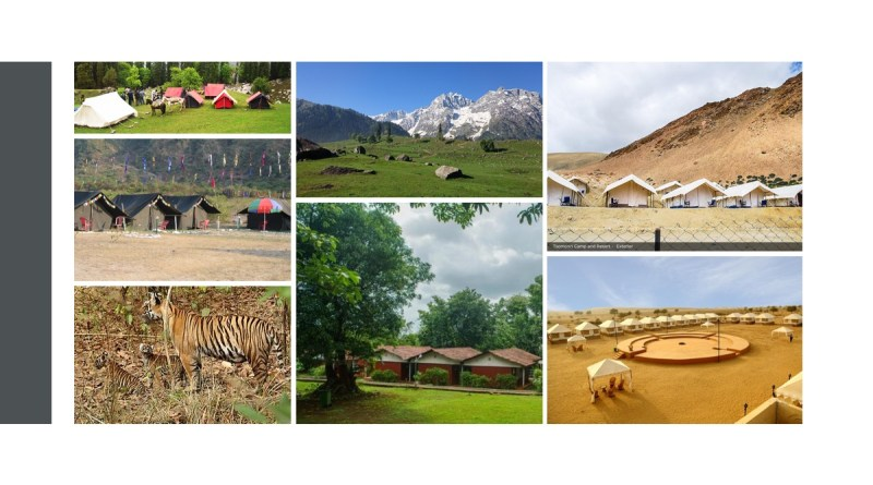 7 Exotic Camping Destinations in India