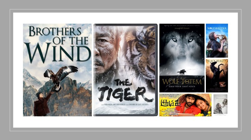 7 Amazing Animal Movies to Watch with Family