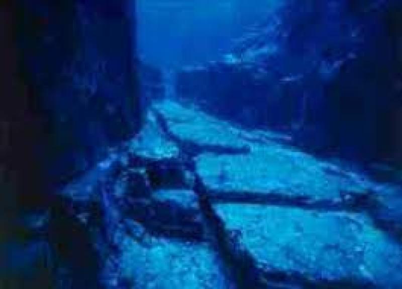 Submerged Pyramid of Fuxian Lake - Disclosure News Italia