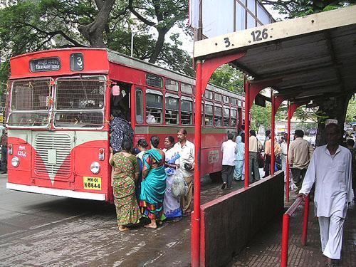 BEST Bus in Mumbai