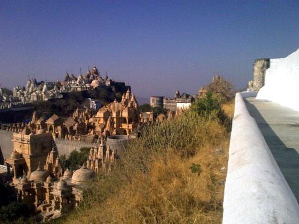 Jain Temples at Shatrunjay Palitana