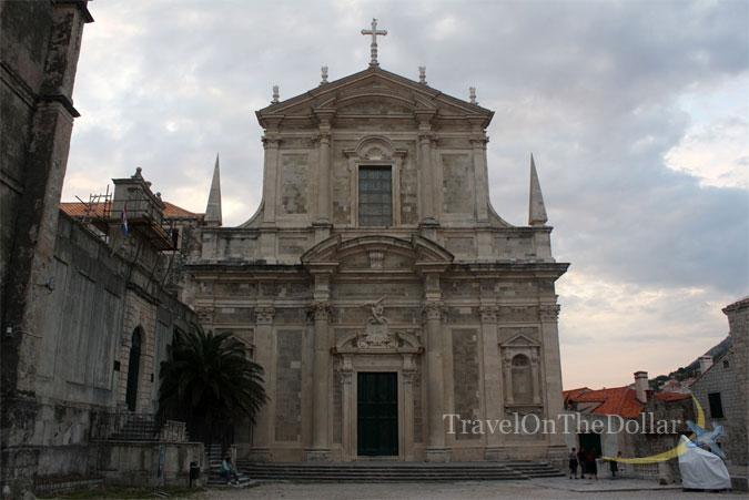 Church of St. Ignatius and the Jesuit College