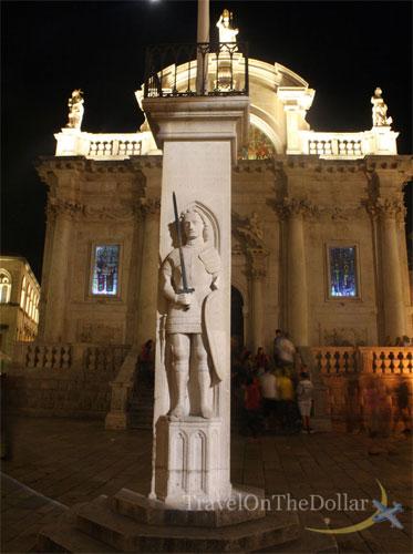 Roland's Column, Dubrovnik