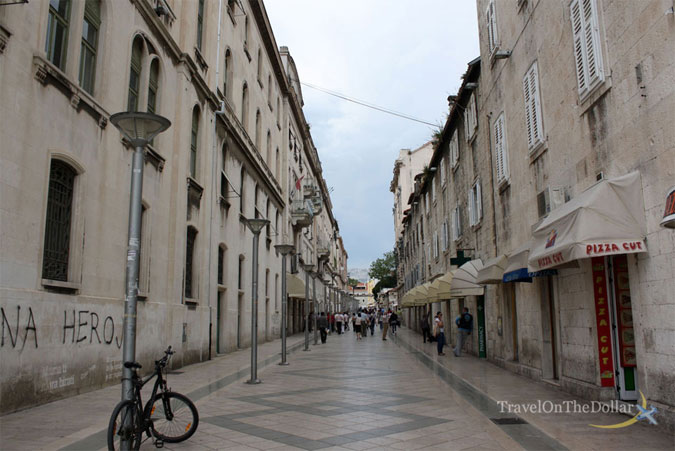 Marmontova Street, Split