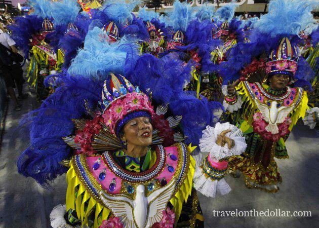 Carnival at Rio de Janeiro