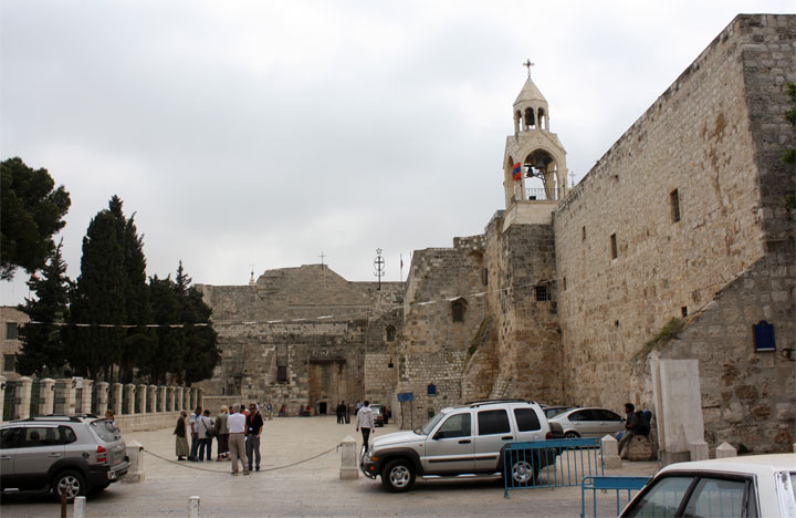 Church of Nativity, Bethlehem