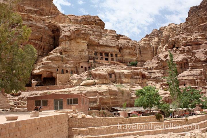 Qasr Al Bint, Petra