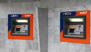 Foreign ATM