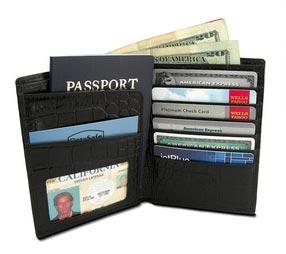 Travelon RFID-Blocking Case