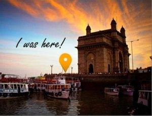 Gateway of India, Mumbai, India - I was here!