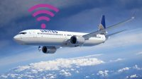 International Wi-Fi on United Airlines
