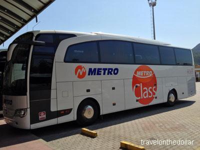 metro_bus_Fethiye