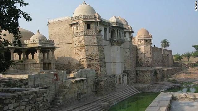 Hill Forts of Rajashtan (India)