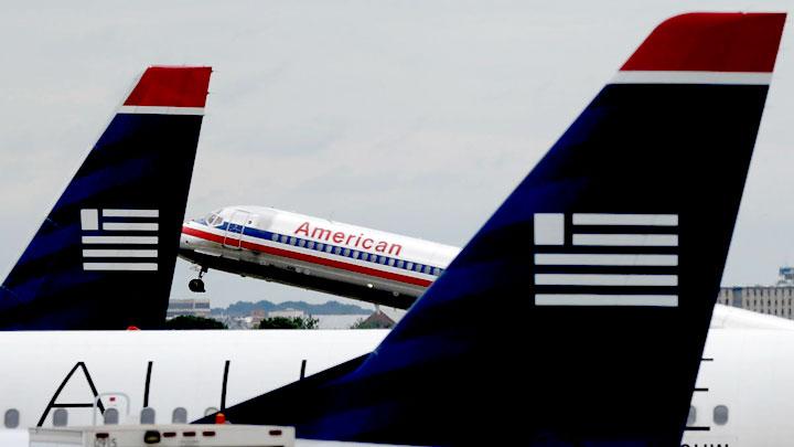 American Amp Us Airways Merger Means Higher Baggage Fees