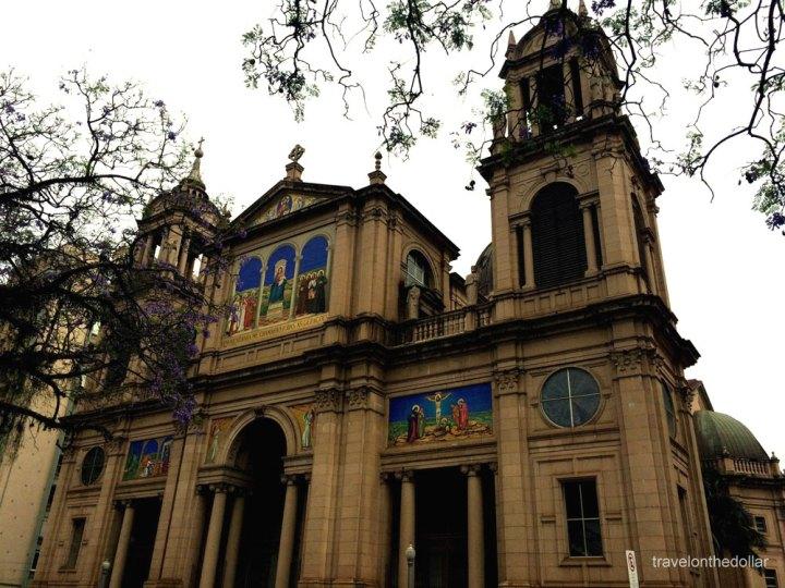 Catedral Metropolitana de Porto Alegre, Brazil