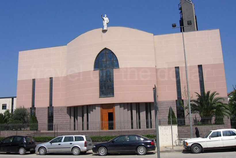 St. Paul's Cathedral, Tirana