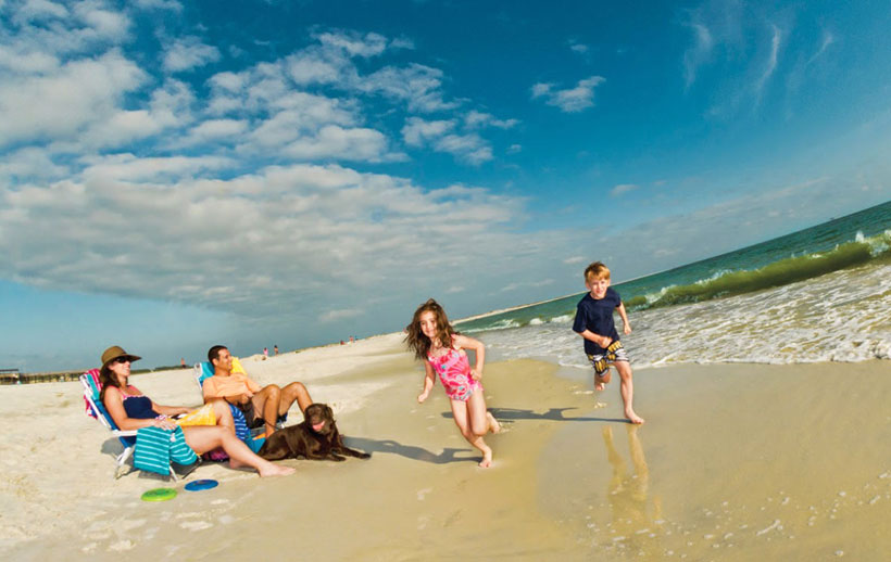 Dauphin Island Beach, Alabama
