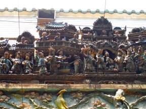 cholon temple decor