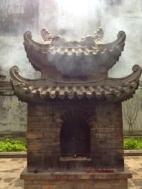 shrine hue pagoda