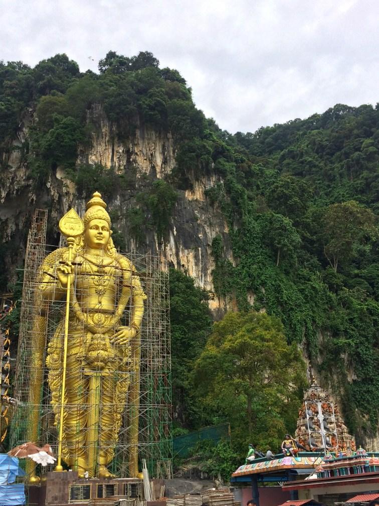 Batu Caves Large Shrine