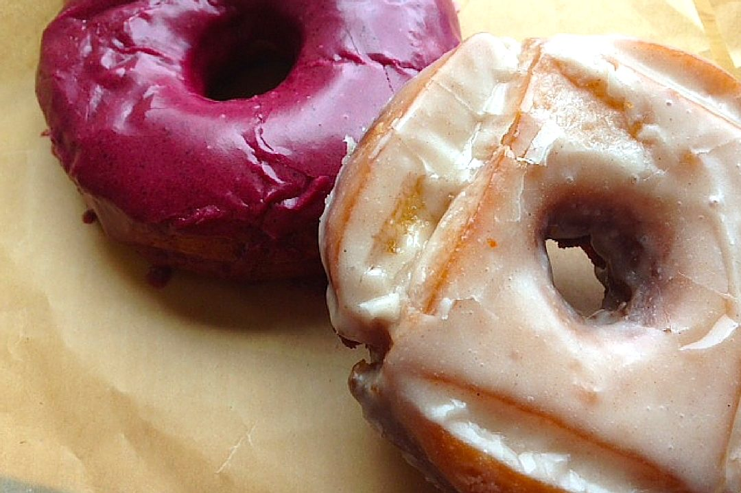 Blue Star Donuts in Portland