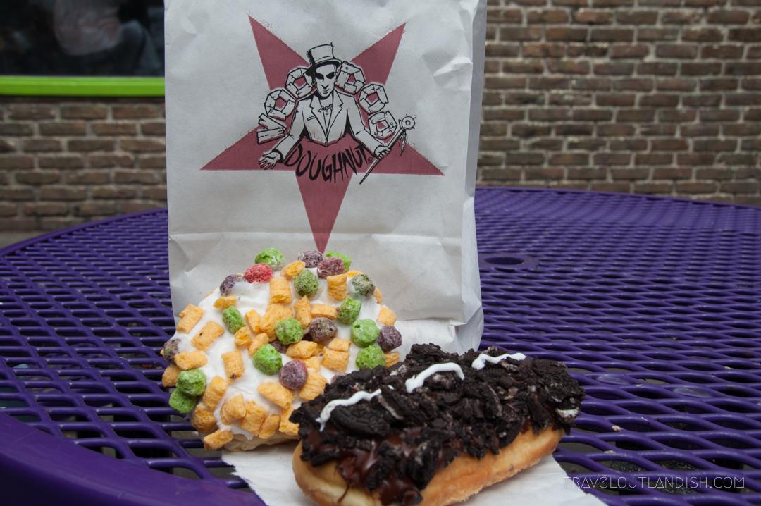 Voodoo Doughnuts in Portland