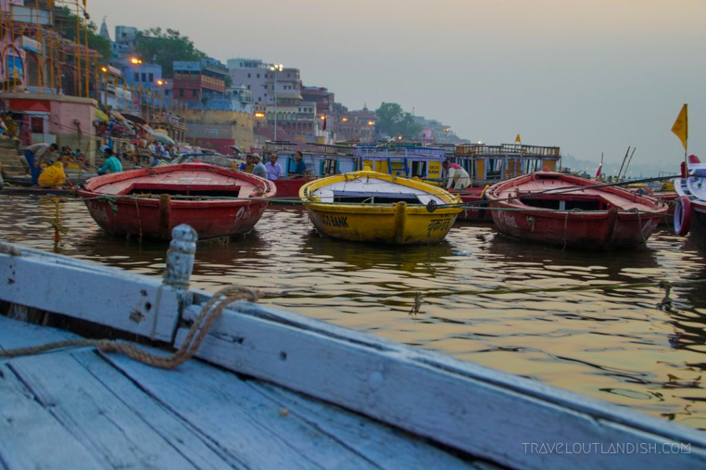 Varanasi-Boats-on-the-Ganges