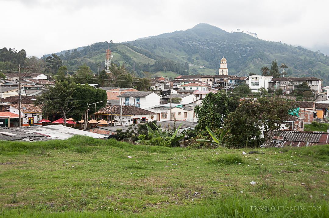 How to Get to Valle de Cocora - Salento