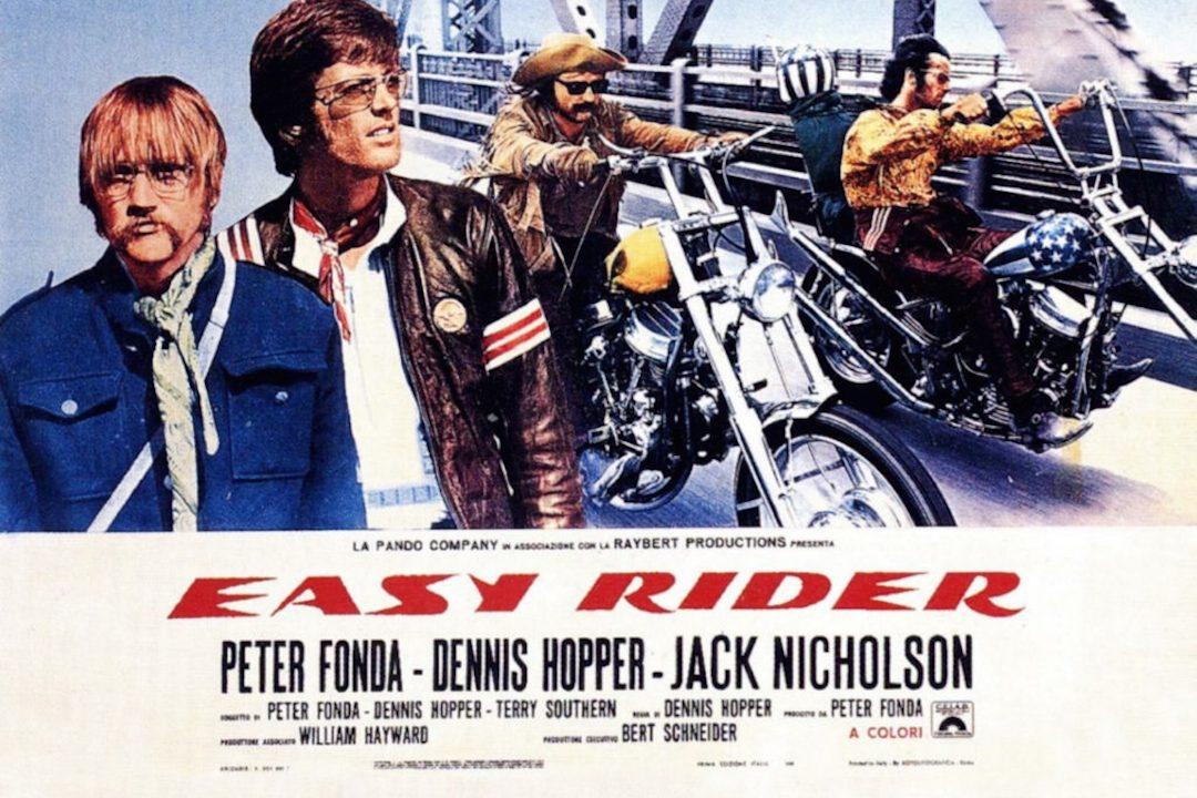 Easy Rider Movie Poster